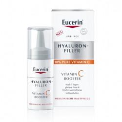 EUCERIN HYALURON FILLER 10% VITAMIN C BOOSTER 3 UNIDADES 8 ML