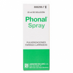 PHONAL SPRAY BUCAL 20ML