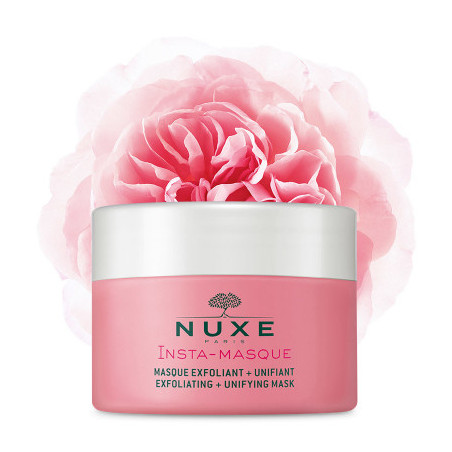 NUXE INSTA-MASQUE MASCARILLA EXFOLIANTE + UNIFICANTE 50ML