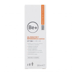 BE+ GEL REDUCTOR Y REPARADOR DE CICATRICES 509+FPS 20ML