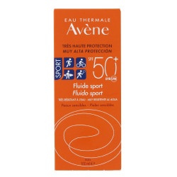 AVENE FLUIDO SPORT 50+FPS 100ML