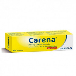 CARENA  5 mg/g + 270 mg/g POMADA