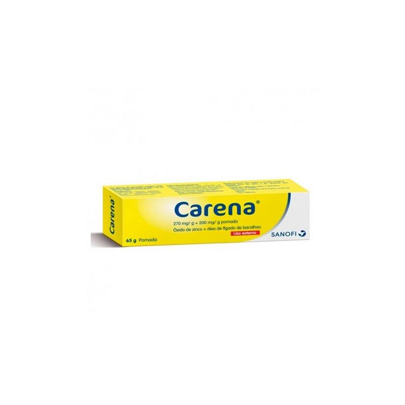 CARENA  5 mg/g + 270 mg/g POMADA