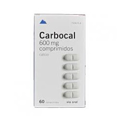 CARBOCAL 600 mg  COMPRIMIDOS