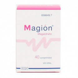 MAGION 450 mg COMPRIMIDOS MASTICABLES
