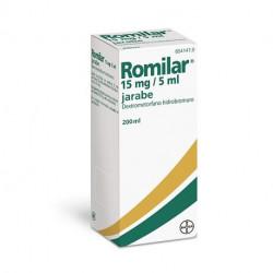 ROMILAR 15 mg/5 ml JARABE