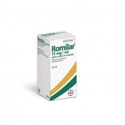 ROMILAR 15 mg/ml GOTAS ORALES EN SOLUCION