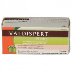 VALDISPERT 45 mg COMPRIMIDOS RECUBIERTOS