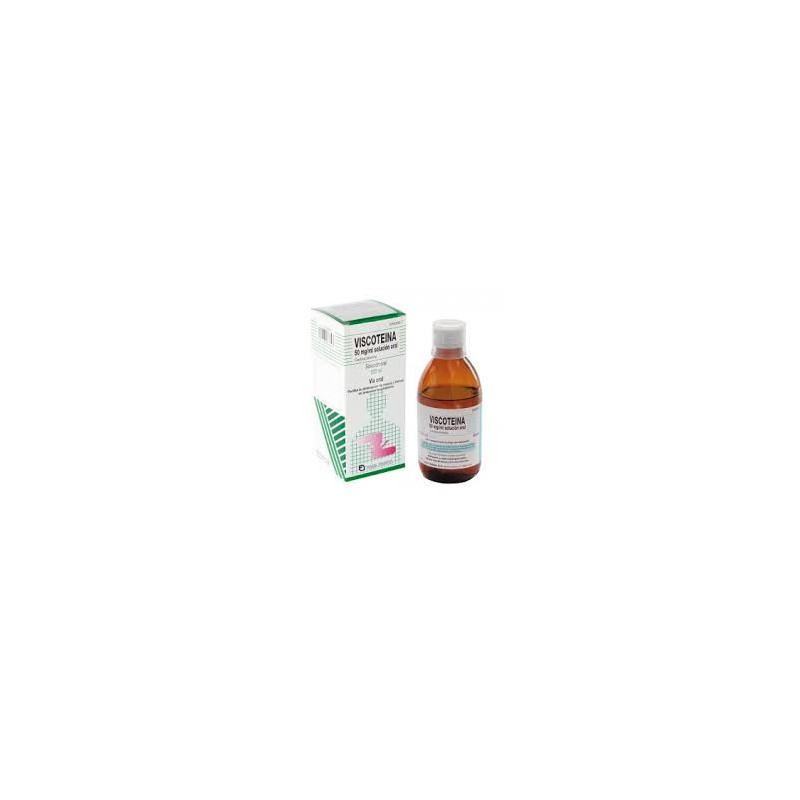 VISCOTEÍNA 50 mg/ml SOLUCIÓN ORAL