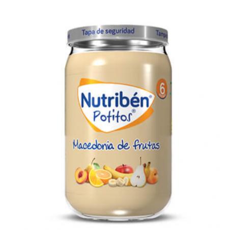 NUTRIBEN POTITOS MACEDONIA DE FRUTAS 235G