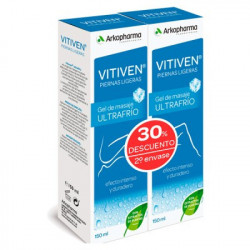 VITIVEN DUPLO GEL PIERNAS ULTRA FRIO 150 ML