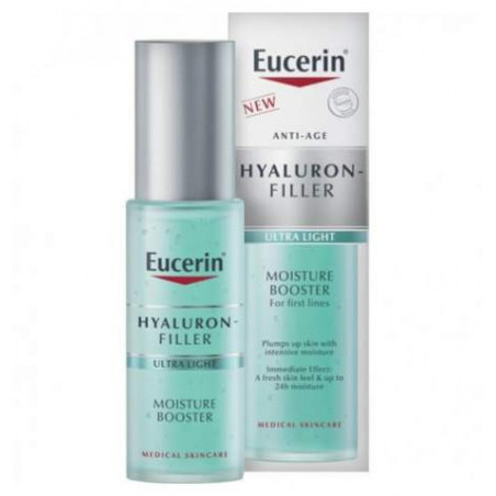 EUCERIN HYALURON FILLER ULTRA LIGHT BOOSTER LINEAS DE EXPRESIÓN 30ML