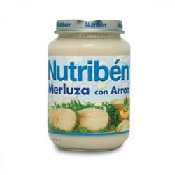 NUTRIBEN 250 MERLUZA CON ARROZ GRANDOTE 250 G