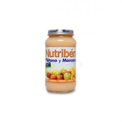 NUTRIBEN 250 PLATANO MANZANA GRANDOTE 250 G