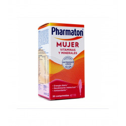 PHARMATON MUJER VITAMINAS Y...