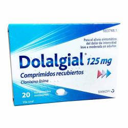 DOLALGIAL 125 mg...