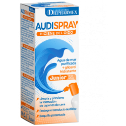 AUDISPRAY HIGIENE DEL OÍDO JUNIOR 25ML