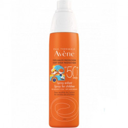 AVENE FACTOR 50+ SPRAY NIÑOS 200ML