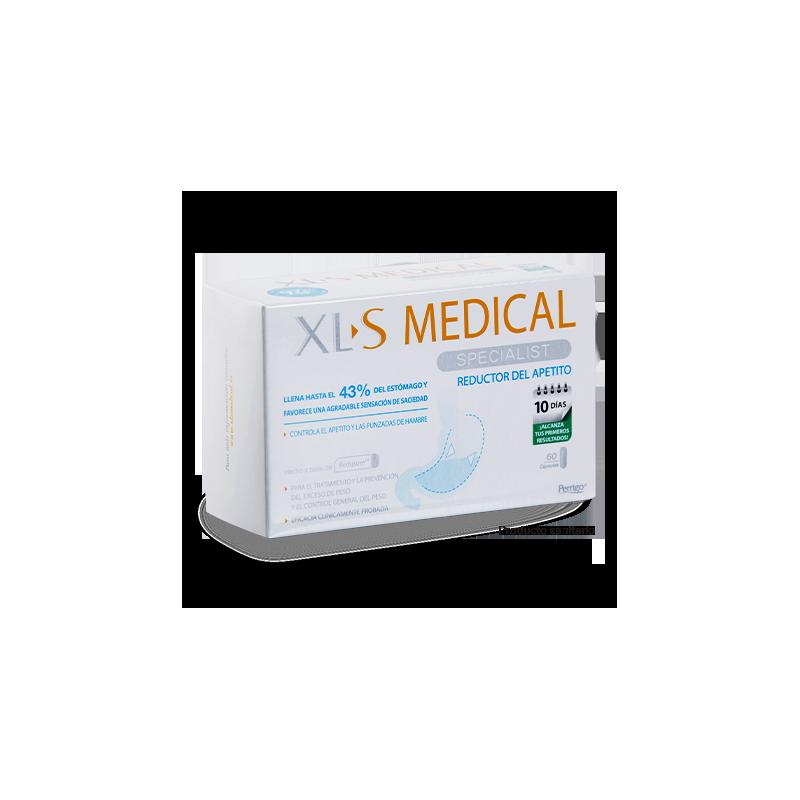 XLS MEDICAL SPECIALIST REDUCTOR DE APETITO 60 CAPSULAS