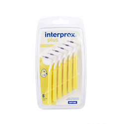 INTERPROX CEPILLO PLUS MINI 1,1 mm PACK 6 UNIDADES.