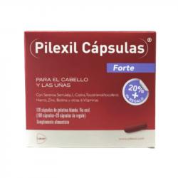 PILEXIL FORTE ANTICAIDA 100 CÁPSULAS + 20 REGALO