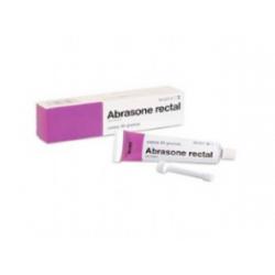 ABRASONE RECTAL CREMA 60G