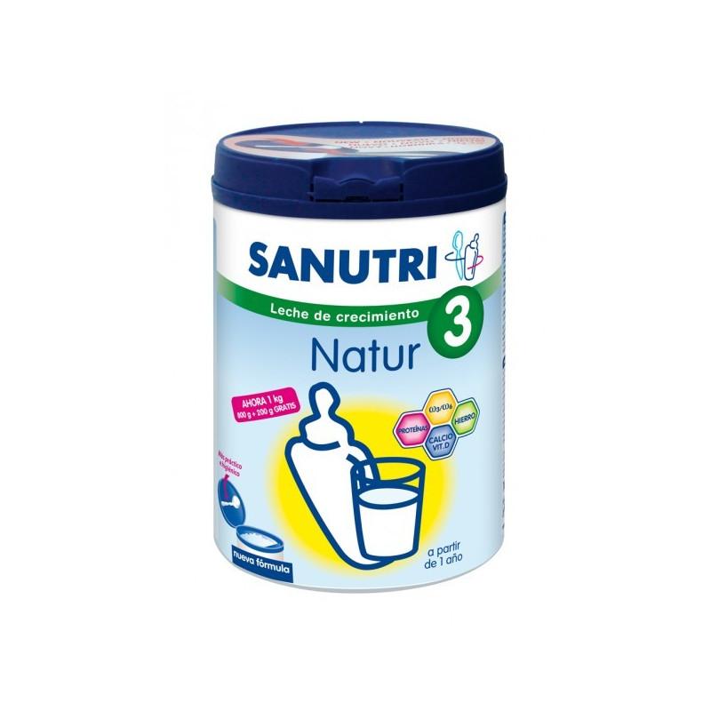 SANUTRI NATUR 3 800 G