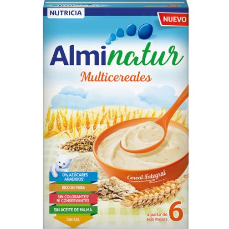 ALMINATUR PAPILLA MULTICEREALES 250G