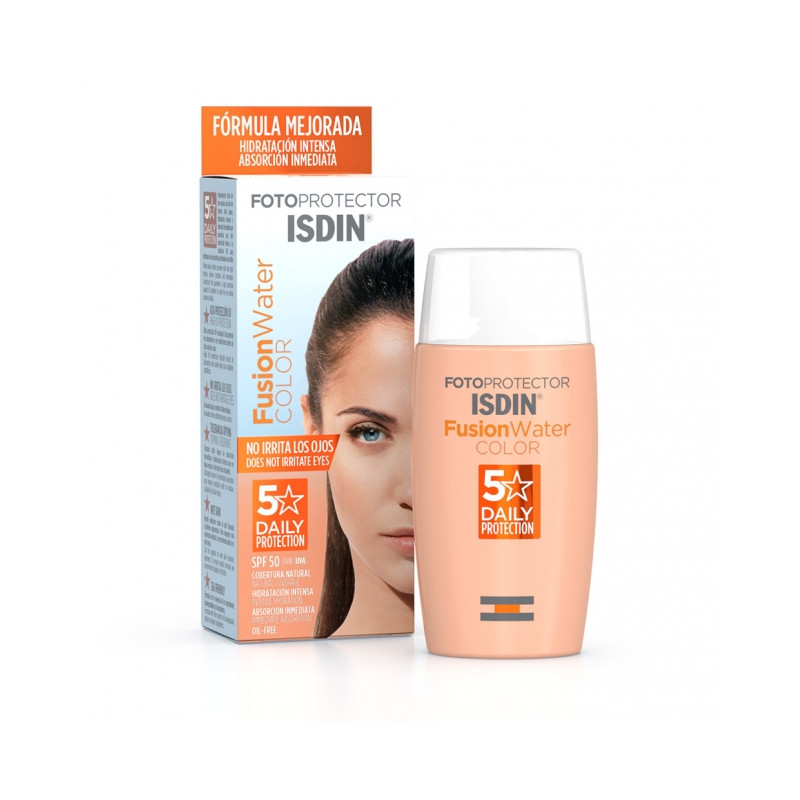 ISDIN FOTOPROTECTOR FUSION WATER COLOR SPF 50+
