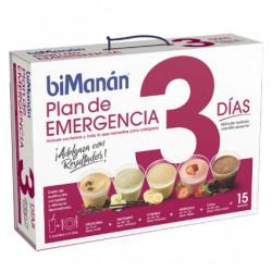 BIMANAN PLAN DE EMERGENCIA 3 DIAS