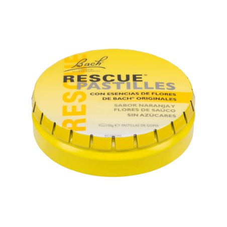 RESCUE REMEDY FLORES DE BACH CARAMELOS