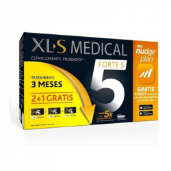 XLS MEDICAL FORTE 5 PACK...