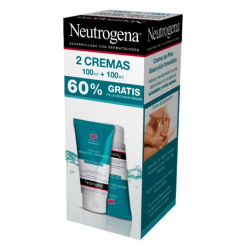 NEUTROGENA CREMA PIES ABSORCION INMEDIATA DUPLO