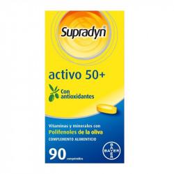 SUPRADYN ACTIVO 50+ ANTIOXIDANTES - 90 comprimidos