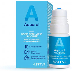 AQUORAL MULTIDOSIS 0,4% ACIDO HIALURONICO 10 ML