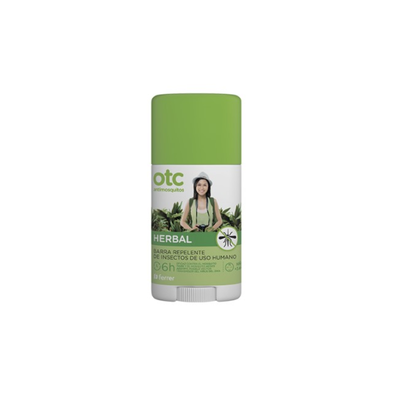 OTC ANTIMOSQUITOS HERBAL BARRA 50ML