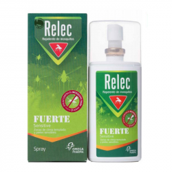 RELEC REPELENTE FUERTE SENSITIVE FAMILIAR SPRAY