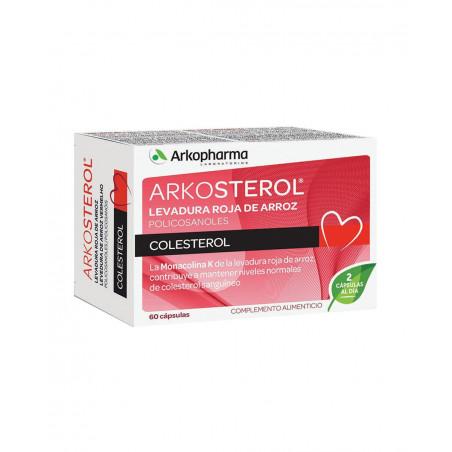 ARKOSTEROL COLESTEROL 60 CAPSULAS