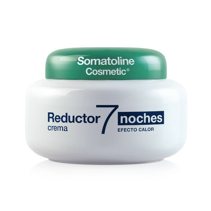 SAMATOLINE REDUCTOR 7 NOCHES ULTRA INTENSIVO CREMA 400ML