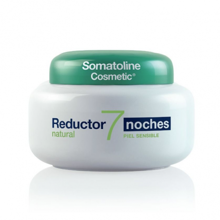 SOMATOLINE REDUCTOR NATURAL 7 NOCHES PIEL SENSIBLE 400ML