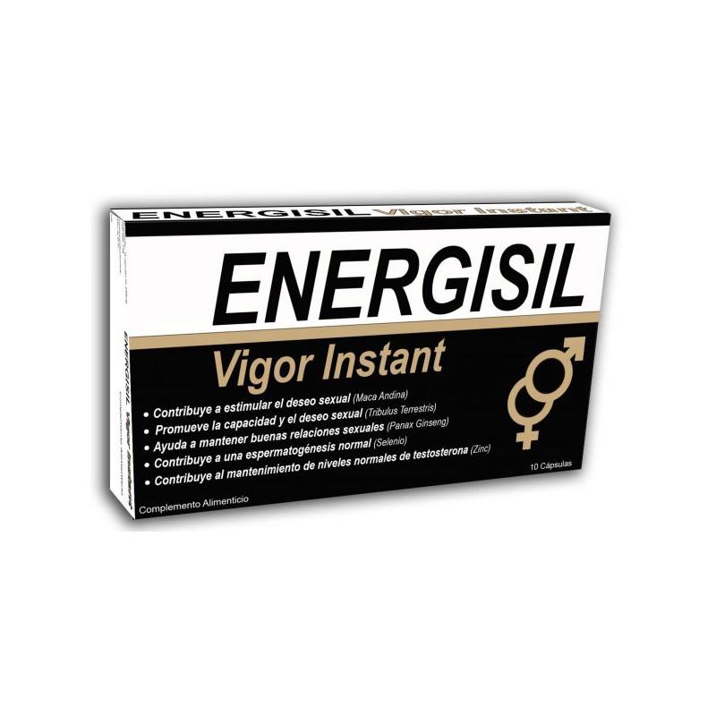 ENERGISIL VIGOR INSTANT 10 CÁPSULAS
