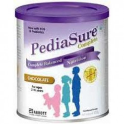 PEDIASURE POLVO CHOCOLATE  400 G CHOCOLATE