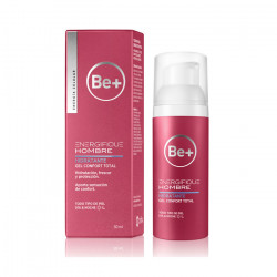 BE+ GEL HIDRATANTE CONFORT TOTAL HOMBRE 50 ML
