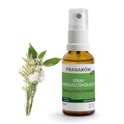 PRANAROM SPRAY HIDROALCOHOLICO 30ML
