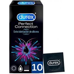 DUREX PERFECT CONNECTION PRESERVATIVOS 10U