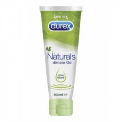 DUREX LUBRICANTE NATURALS H2O 100ML