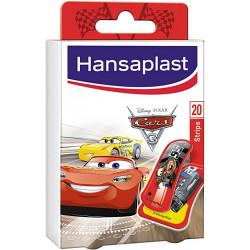 HANSAPLAST TIRITAS KIDS CARS 20U